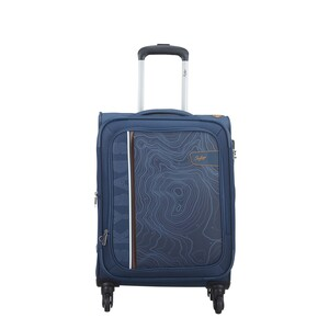 Skybags Terrain 4Wheel Soft Trolley 80cm Blue