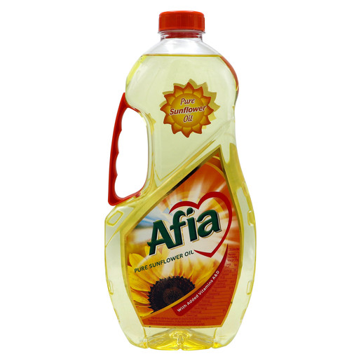 Afia Pure Sunflower Oil 1.5Litre