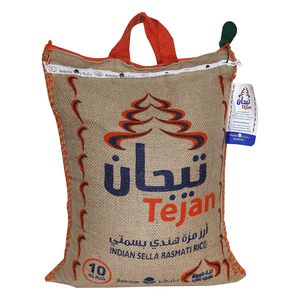 Tejan Indian Sella Basmati Rice 10kg
