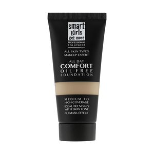 Smart Girls Get More All Day Comfort Foundation 01 Light 1pc