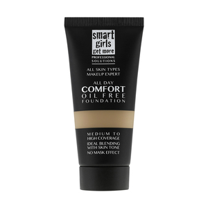 Smart Girls Get More All Day Comfort Foundation 03 Sand 1pc