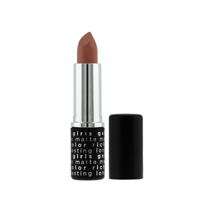 Smart Girls Get More Rich Color Matte Lipstick Toffee 02 1pc