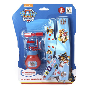 Paw Patrol Flying Bubble Plane ST-PP03