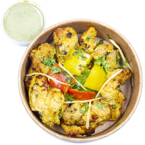 Patiala Shai Murgh Tikka 300g Approx. Weight (Chilled)