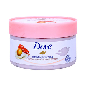 Dove Body Scrub Exfoliating Pomegranate Seeds & Shea Butter 225ml