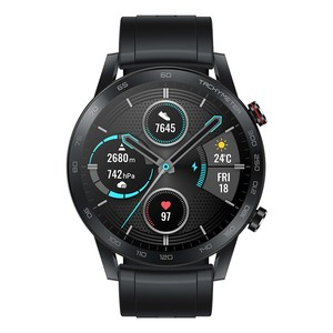 Honor Magic 2 Smart Watch, 46mm Charcoal Black