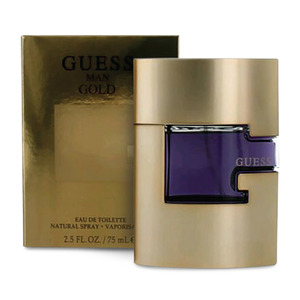 Guess Gold EDT For Men 75ml