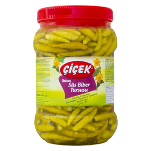 Cicek Hot Pepper Pickle 600g
