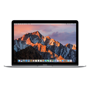 Apple Laptop 12 inches LED Laptop Silver (MNYJ2ZS/A) - Intel i5 1.3 GHz, 8 GB RAM, 512 GB Hybrid (HDD/SDD), English Keyboard