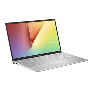 Asus VivoBook 14 A420FA-EB200T Laptop,Intel Core i5-8265U 3.9 GHz, 8 GB RAM, 512 GB SSD, Integrated UHD Graphics 620,14 inches, Windows 10,Transparent Silver