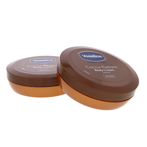 Vaseline Intensive Care Cocoa Radiant Body Cream 2 x 120ml