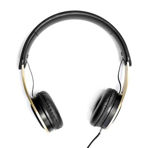 Trands Lightweight Over-Ear 3.5mm Wired Hi-Fi Stereo Headphones with Built-in Microphone HS904