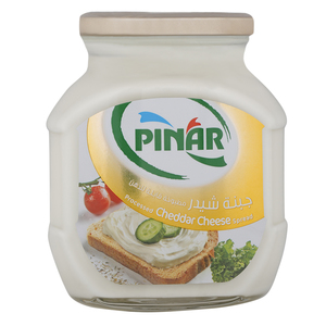 Pinar Processed Cheddar Cheese Spread 500g
