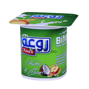 Rawa Fruit Yogurt 4 Cereals 100g