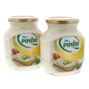 Pinar Processed Cheddar Cheese Spread 2 x 500g
