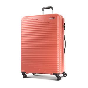 American Tourister Sky Park 4Wheel Hard Trolley 55cm Red