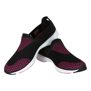 Skechers Women's Go Walk Sport Shoes 14140-BKHP