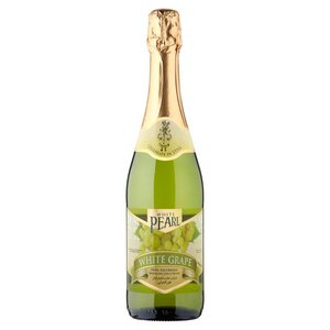 White Pearl Sparkling Juice Drink White Grape 750ml