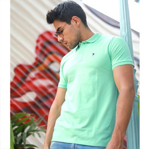 Eten Men's Basic Polo S/S 20 Mint Green