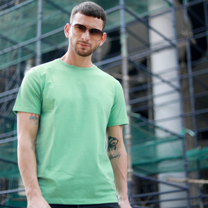 Eten Men's Basic Tees Crew Neck S/S 20 Meadow