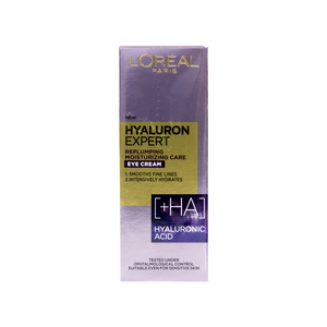 L'Oreal Hyaluron Expert Eye Cream 15ml