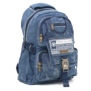 Super Baby Canvas Backpack HL8143 18''