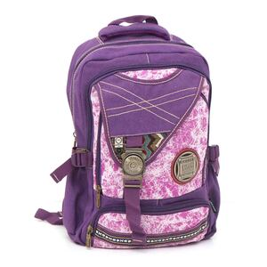 Super Baby Canvas Backpack SO183 18''