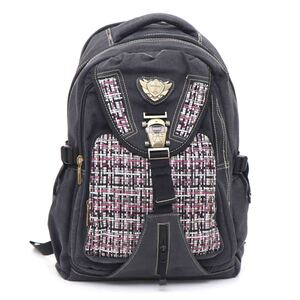 Super Baby Canvas Backpack HL8101 18''