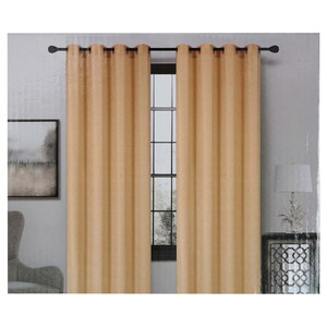 Homewell Window Curtain 140x260cm Black Out Assorted Colors & Designs