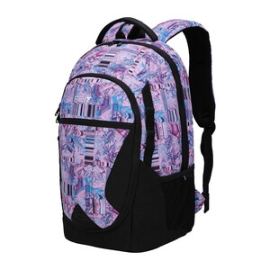 Eten Printed Backpack Assorted Design KB19411 18.5 inches