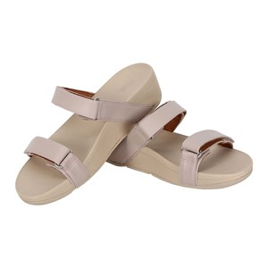 Fitflop Women's Sandal Vernita Slides Cool Taupe