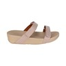 Fitflop Women's Sandal Vernita Slides Cool Taupe 36