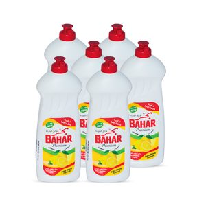 Bahar Dishwashing Liquid  Premium 6 x 700ml