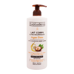 Evoluderm Body Lotion Argan Divin 500ml