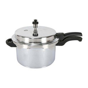 Smart Kitchen Aluminium Pressure Cooker IND 5Ltr