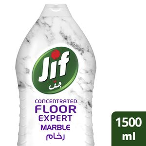 Jif Concentrated Floor Expert Marble Lavender & Tea Tree Oil 1.5Litre