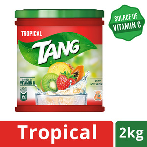 Tang Instant Powder Drink Tropical 2kg