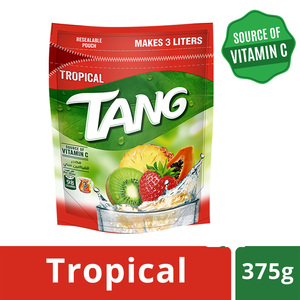 Tang Instant Powder Drink Tropical 375g