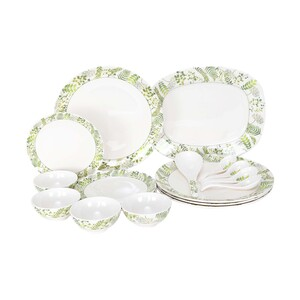 Lulu Dinner Set 18pcs CANNABIS