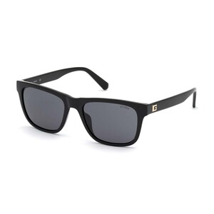 Guess Men's Sunglass Rectangle GU697101A55