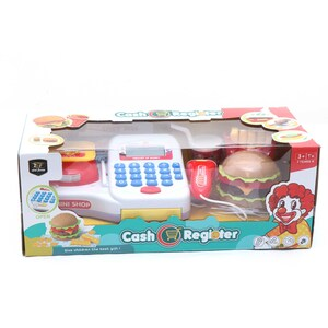 Skid Fusion Cash Register Play Set LS820A17
