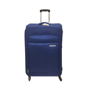 American Tourister Oakland 4Wheel Soft Trolley 68cm Blue