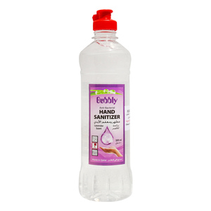 Bubbly Hand Sanitizer Lavender 500ml