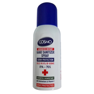 Cosmo Instant Hand Sanitizer Spray 100ml