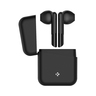 MyKronoz ZeBuds Lite,TWS Wireless Earbuds with charging case,Black