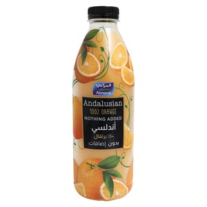 Almarai Andalusian 100% Orange Juice 1Litre