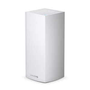 Linksys Velop Whole Home Intelligent Mesh WiFi 6 (AX5300) System, Tri-Band, 1-pack
