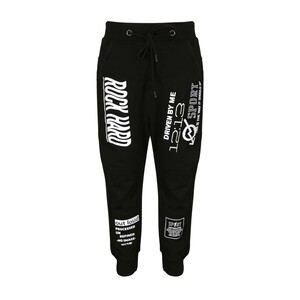 Eten Boys Knit Jogger BSD-116 Black 4-14Y