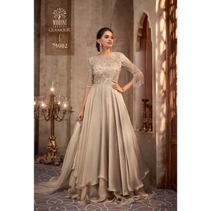 Mohini Ready To Stitch Women's Gown Material 75002