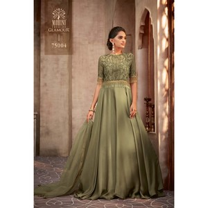 Mohini Ready To Stitch Women's Gown Material 75004